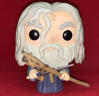 Pop! Movies 443 Lord of the Rings: Gandalf - OOB